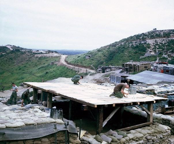 Quảng Ngãi năm 1967-1968 trong ảnh của Steve Eckloff