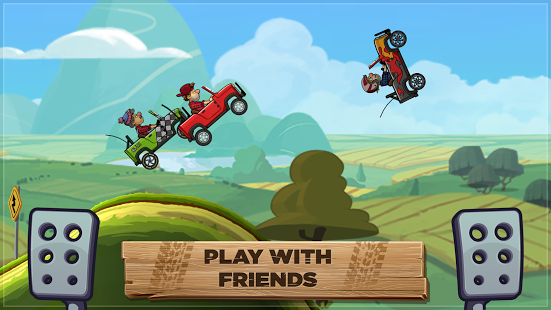 Hill Climb Racing 2 v1.8.1 Hack Mod Android Apk Download