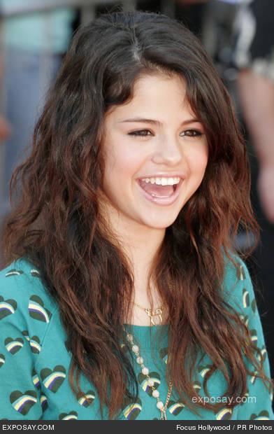 Justin: Selena Gomez Without Makeup
