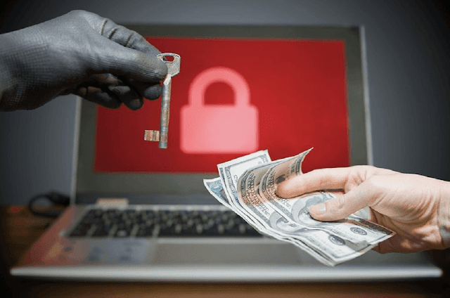 ransomware shutterstock
