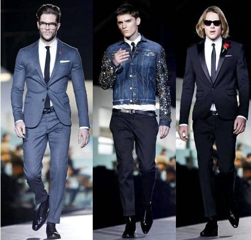 ba420a8474df4 La nuova collezione autunno inverno del brand canadese Dsquared