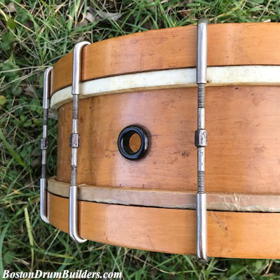 1903 William F. McIntosh Snare Drum