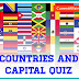 Countries and Capitals Quiz for Competitive Exams