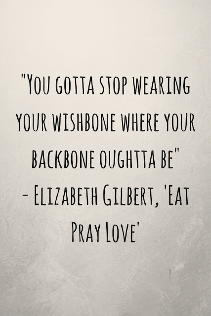 Review of 'Eat Pray Love' by Elizabeth Gilbert
