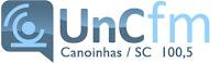 Rádio Unc FM 100,5 de Canoinhas SC