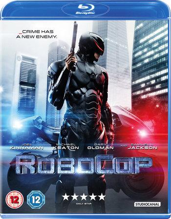 RoboCop (2014) Dual Audio 400MB