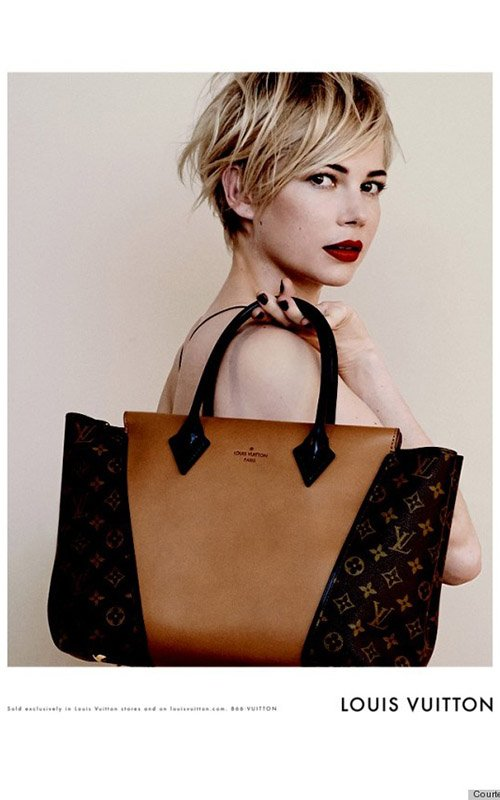 58428cf8acf2 Michelle Williams for Louis Vuitton 2013-14 FW