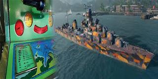 Морская дуэль