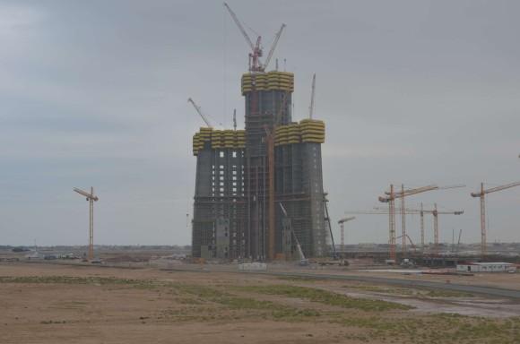 日本に高さ1700mのビルができる?世界中に建設予定、ハイパービルディング 【Architecture】 ジッダ・タワー