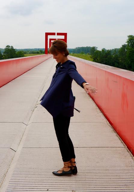 blouse mode bleue