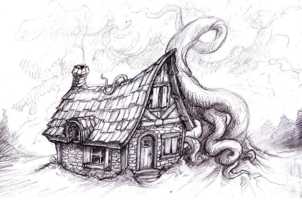 Magellin . Blog: Jack's cottage
