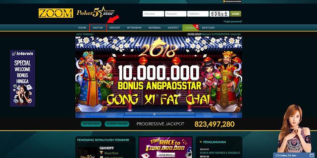 Panduan Daftar Akun Di Poker5star Panduan Permainan Judi Online Terpercaya