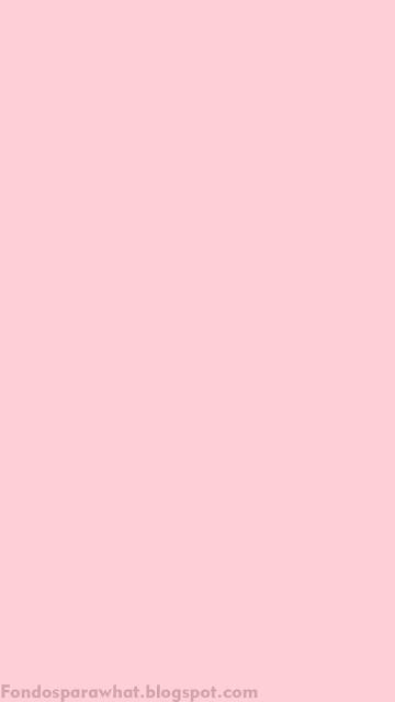 4 Fondos para Whatsapp en color Pastel - Rosa