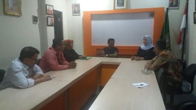 Kadin Depok Jalin Kerjasama Dengan Bank Mega Syariah