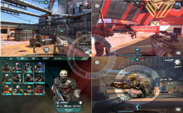 Modern COmbat Versus Terbaru Android Apk Data Patched