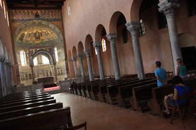 Byzantine Basilica of Saint Euphrasia in Porec