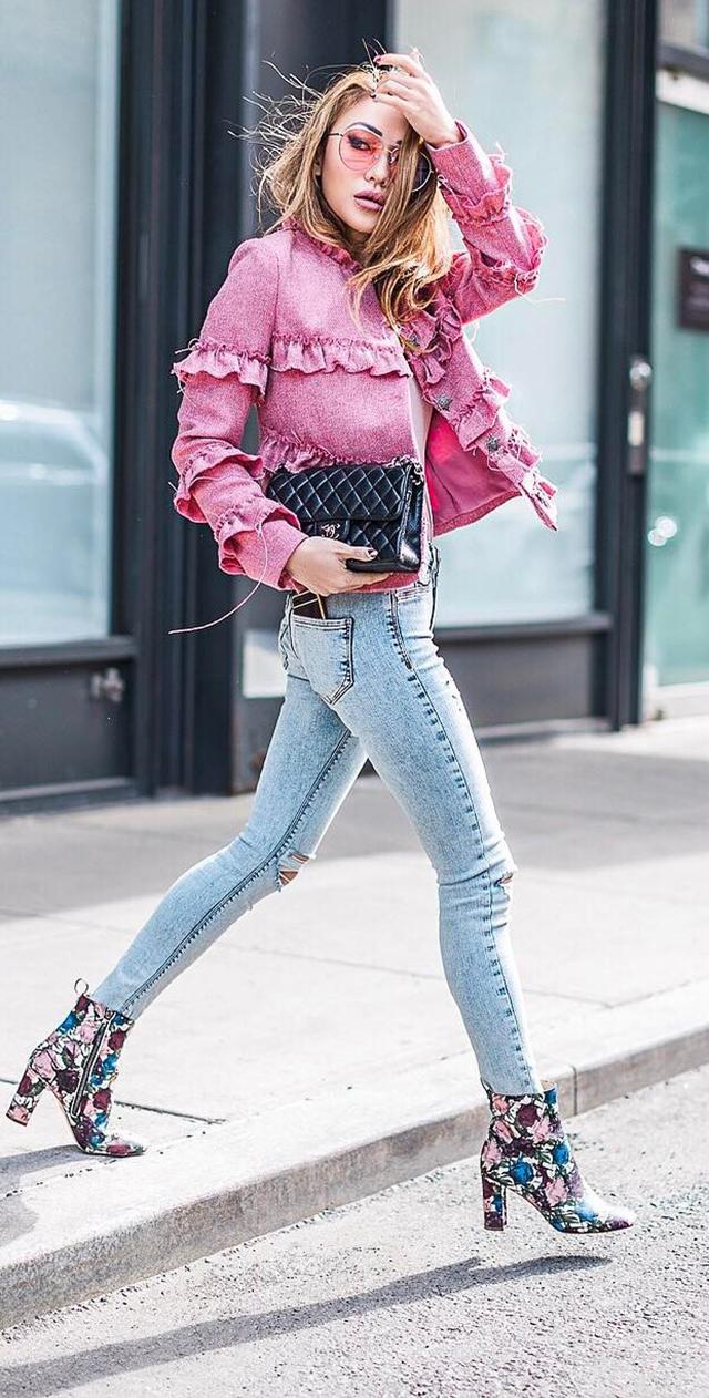 calça jeans destroyed, jeans detroyed, blog camila andrade, blog de dicas de moda, blogueira de moda em ribeirão preto, fashion blogger em ribeirão preto, digital influencer, influencer no interior paulista