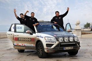 Federal Mogul World Record Drive