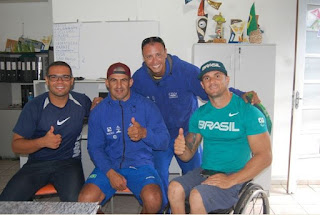 Prefeito Geraldino Júnior anunciou instalação do Polo Nacional de Paracanoagem na Ilha