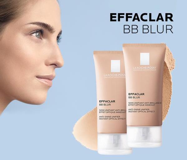 Effaclar BB Blur da La Roche Posay