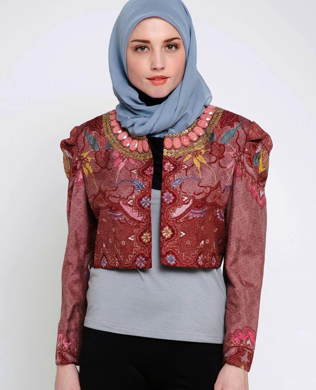 17 Model Rompi Wanita Lengan Panjang Modern 2018 Model