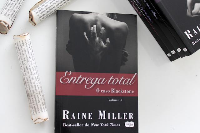 Entrega Total - O Caso Blackstone #02 - Raine Miller