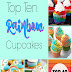 Top Ten Rainbow Cupcakes