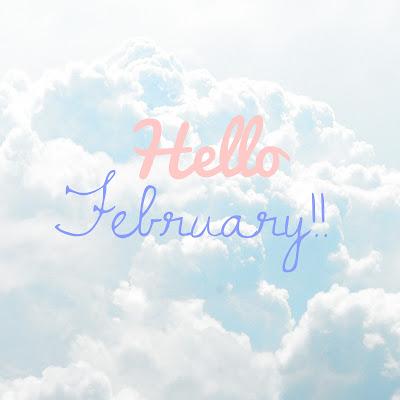 Hello Februari!