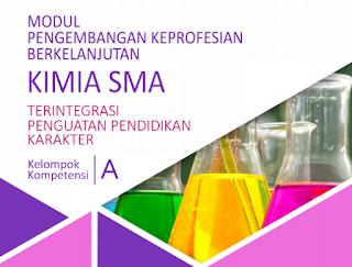 Modul PKB SMA Guru Kimia tahun 2017