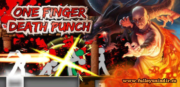 One Finger Death Punch Apk indir