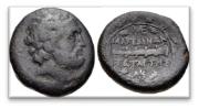 Δύο αρχαίοι νομισματικοί τύποι της Δυτικής Μακεδονίας, της περιόδου 167-148 π.Χ.