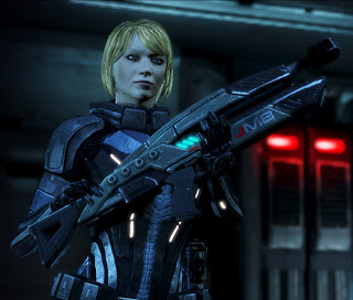 Game Tourists: Mass Effect 2 Armor and Casual Wear Hacks (or