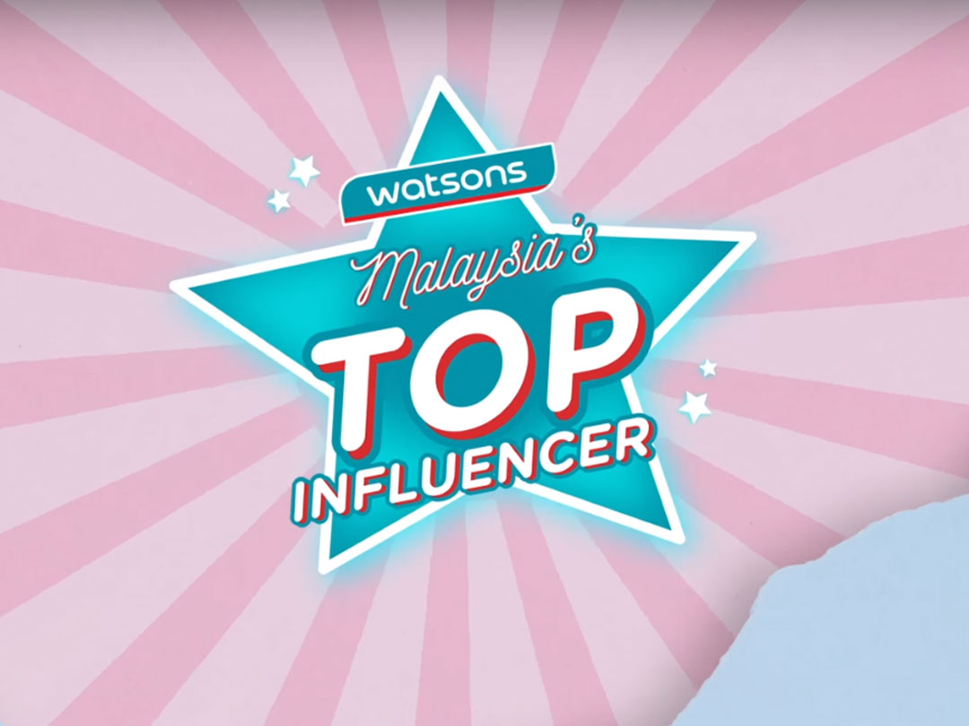 Cabaran 5 - Top 6 Watsons Malaysia's Top Influencer - Influencer Ideal Couple