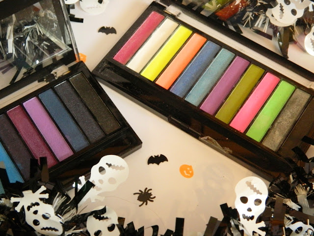 Make Up Revolution Palettes