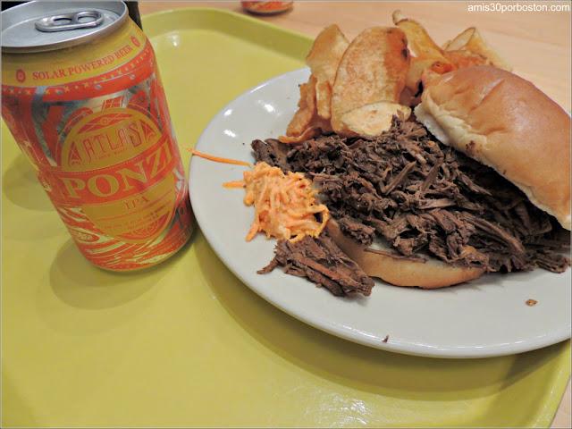 Mitsitan Café: Buffalo Brisket