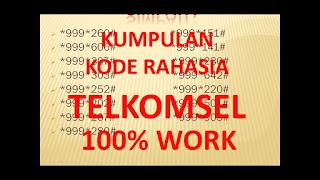 Telkomsel merupakan salah satu operator di Indonesia yang menyediakan layanan komunikasi  Kode Rahasia Telkomsel Paket Murah
