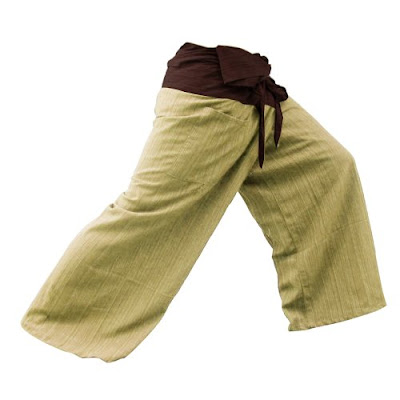 Thai Fisherman Pants - 25 Christmas Gifts Under $25 for Hippie Bohemian Men {Gift Guide for Hippies/Bohemians}