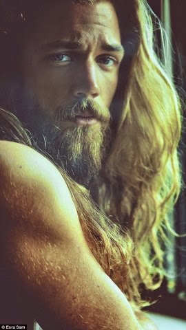 Ben Dahlhaus - the hottest man in the world right now