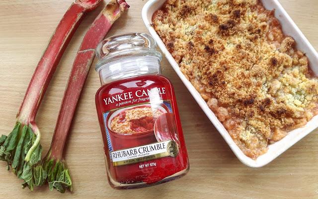 Yankee Candle - Rhubarb Crumble - Czytaj więcej »