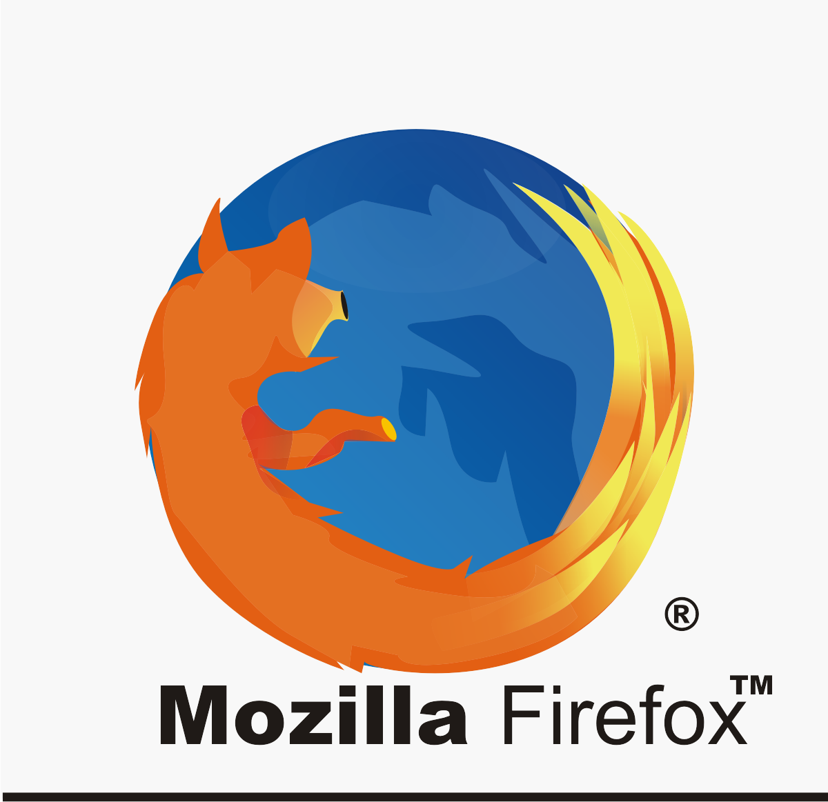 My TUTORIAL Arena: LOGOGRAPHY: DESIGN FIREFOX LOGO WITH CORELDRAW