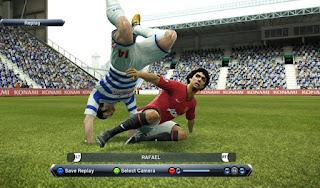 Kumpulan Foto Dan Gambar Lucu Sepakbola Game PES Terbaru