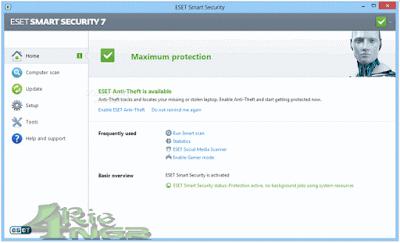 Username Eset Nod32 & Smart Security Terbaru