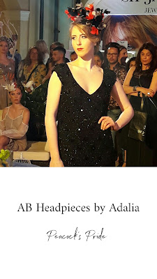 Malta fashion week 2018, Mercedes-Benz Fashion week Malta 2018, AB Headpieces by Adalia