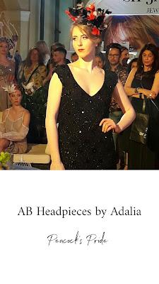 Malta fashion week 2018, Mercedes-Benz Fashion week Malta 2018, AB Headpieces by Adalia
