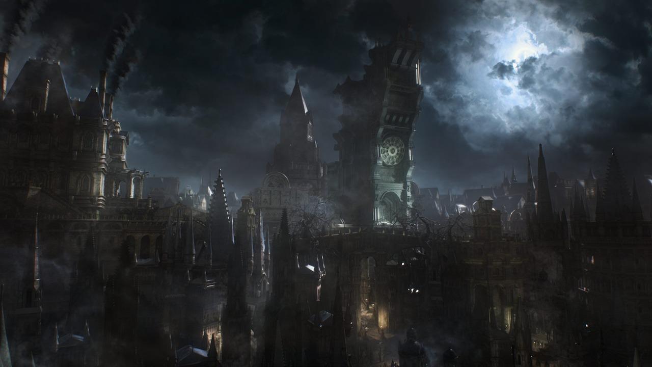 A narrativa do desconhecido em Bloodborne
