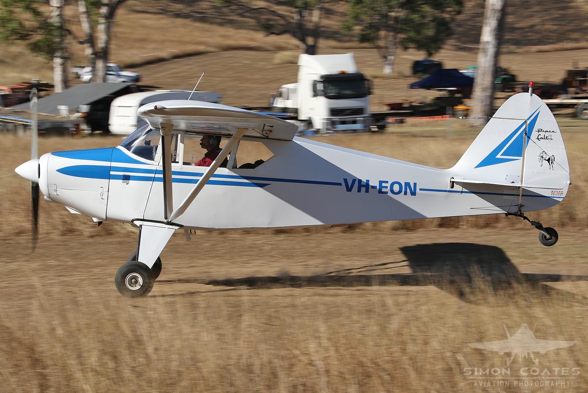 GA Aircraft Australia: Piper PA-22-108 Colt (Tail wheel
