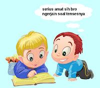 Soal Simple Present Tense, Soal Online Bahasa Inggris