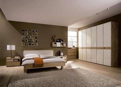 Bedroom wall decor Design Ideas from Hulsta | Rumah Minimalis