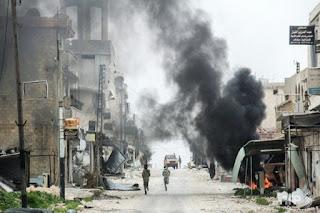 Rezim Syiah Assad Kembali Gunakan Senjata Kimia di Suriah