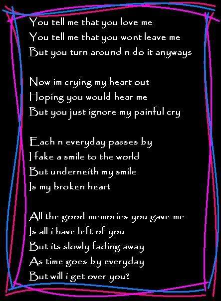 english love sad poems - photo #8